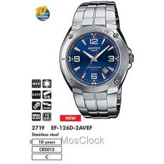 Casio Edifice EF-126D-2A