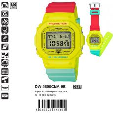 Casio G-Shock DW-5600CMA-9E