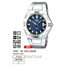 Casio Edifice EF-127D-2A