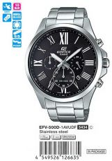Casio Edifice EFV-500D-1A