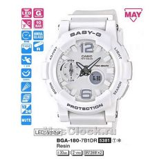 Casio BGA-180-7B1