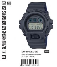 Casio G-Shock DW-6900LU-8E