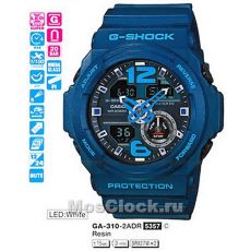 Casio G-Shock GA-310-2A
