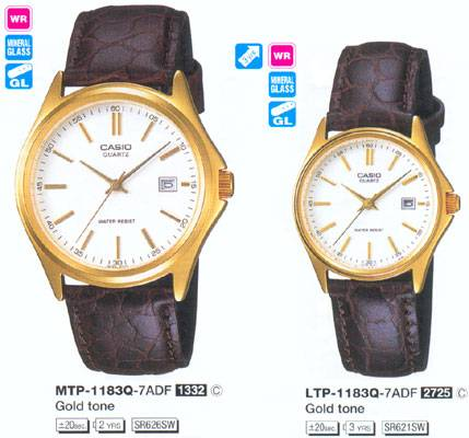 Часы CASIO MTP-1183A-7AEF - dekaua