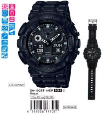 Casio G-Shock GA-100BT-1A