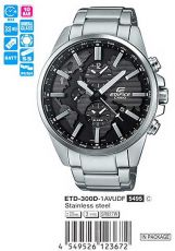 Casio Edifice ETD-300D-1A
