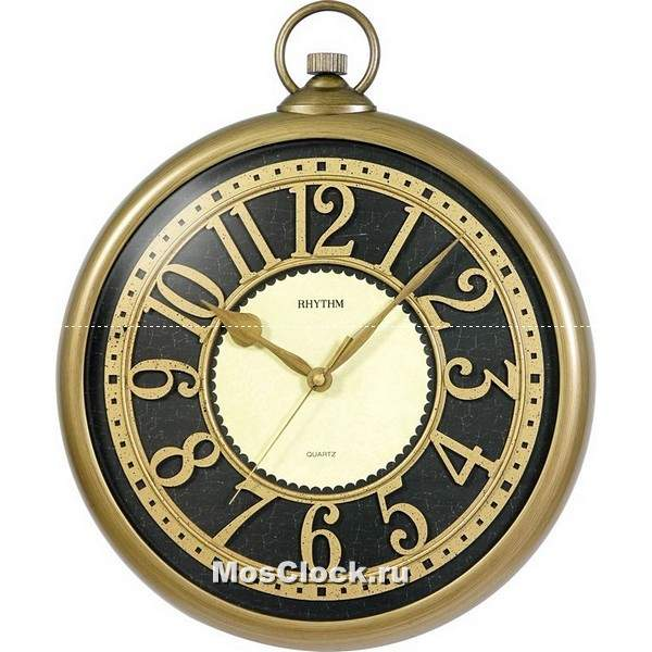 Часы в фестивале