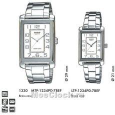 Casio LTP-1234PD-7B
