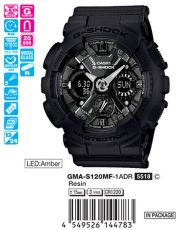 Casio G-Shock GMA-S120MF-1A