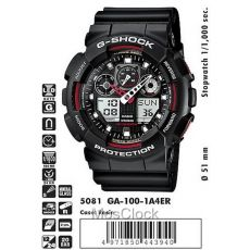 Casio G-Shock GA-100-1A4
