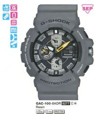 Casio G-Shock GAC-100-8A
