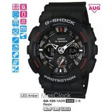 Casio G-Shock GA-120-1A