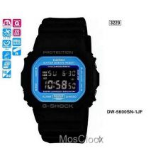 Casio G-Shock DW-5600SN-1E