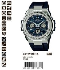 Casio G-Shock GST-W310-1A