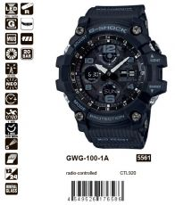 Casio G-Shock GWG-100-1A