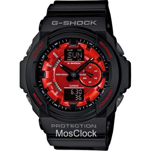 Casio G-Shock GA-150MF-1A