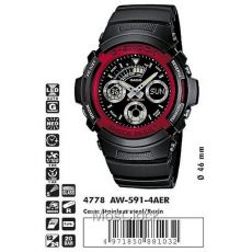 Casio G-Shock AW-591-4A