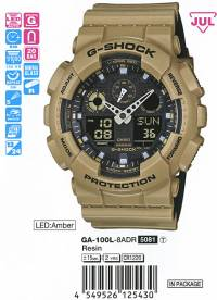 Casio G-Shock GA-100L-8A