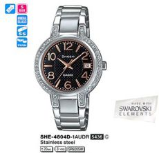 Casio SHE-4804D-1A