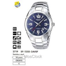 Casio Edifice EF-125D-2A