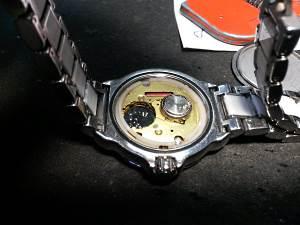 батарейки renata в часы наручные